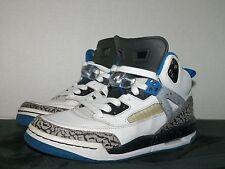 2014 Jordan Spizike Sport Blue - Nike Shoe - Size 6y