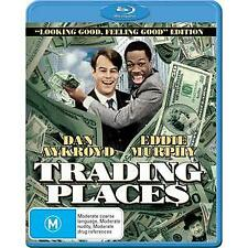 Trading Places (Blu-ray, 2014)