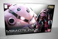 MODELLINO DA MONTARE REAL GRADE RG MSM-07S Z'GOK NUMERO 16.SCALA 1/114 BANDA