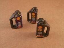 Playmobil Öl Flasche Flaschen 3 Stück Tankstelle #21134