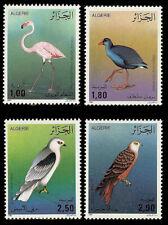ALGERIA. Birds. 1987. Scott 849-852. MNH (BI#1)