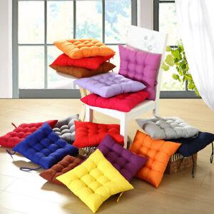 2Pcs Indoor Outdoor Sofa Seat Pad Dining Garden Patio Chair Cushion Home Decor