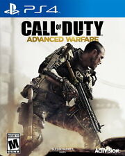 New Sony PS4 Games Call of Duty Advanced Warfare HK Version English Subs