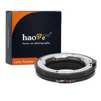 Macro Focus Lens Adapter for Leica M LM Lens to Fujifilm Fuji X FX Mount Camera