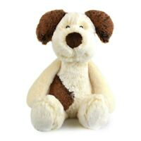 FRANKIE & FRIENDS PUPPY PLUSH SOFT TOY 28CM STUFFED ANIMAL BY KORIMCO - BNWT