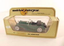 Matchbox Y-1 1936  SS. 100 Jaguar  mint boxed / neuf en boîte 1/38