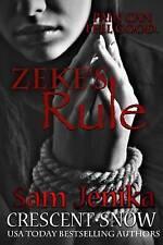NEW Zeke's Rule (Beautiful Torment, 1) (Volume 1) by Jenika Snow