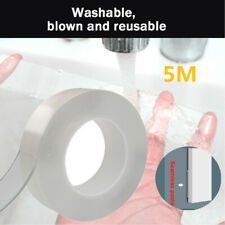 Magic Double-sided Grip Tape Traceless Washable Adhesive Invisible Tape Tightly