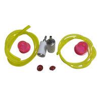 HOT Weedeater Featherlite Trimmer FuelLine Primer Filter 530058709 Valve Blower