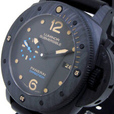 PANERAI PAM 616 CARBOTECH 47 mm LUMINOR 1950 SUBMERSIBLE AUTOMATIC PAM00616