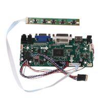 Controller Board LCD HDMI DVI-VGA-Treibermodul B156XW02 1366X768 1ch 6/8-Bit