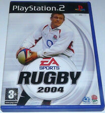 Rugby 2004 - For Sony PlayStation 2