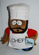"South Park Chef 14"" Plush Toy Figure BIG 1998 NWT Fun 4 All"