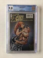 Uncanny X-Men #394 CGC 9.8 - Classic Wolverine cover 2001