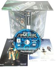 TOMB RAIDER THE ANGEL OF DARKNESS - Playstation 2 Ps2 Play Station Gioco Game