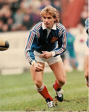 "AUBIN Hueber Tolone & Francia Rugby Fotografia 10 ""x 8"" (25 cm x 20 cm)"