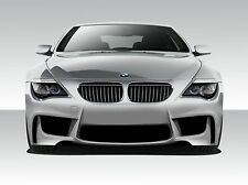 04-10 BMW 6 Series 1M Look Duraflex Front Body Kit Bumper!!! 109303