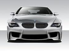 04-10 BMW 6 Series 1M Look Duraflex Front Body Kit Bumper!!! 109303