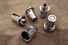 Wheel Lock-Alloy Wheel Locks, Clear Chrome TOYOTA OEM PT27660070