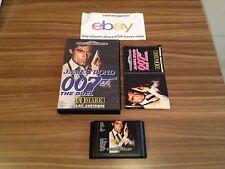 JAMES BOND 007 THE DUEL  ** Sega Megadrive ** Pal esp Version