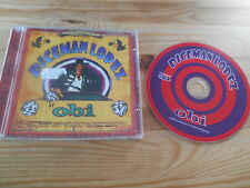 CD Indie Obi - Diceman Lopez (13 Song) COOKING VINYL