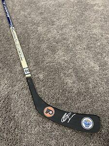 CLAUDE GIROUX Philadelphia Flyers 2018 All Star Game SIGNED Hockey Stick BAS COA