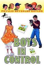 Boy/Girl Battle: Boys in Control No. 9 by Phyllis Reynolds Naylor (2005,...