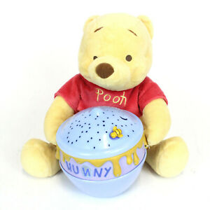 Disney Baby Winnie the Pooh Cloud B Dreamy Stars Plush Stuffed Toy *Not Working*