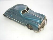 Gama Auto 100  Schuco Patent   Original von 1950 / SELTENE FARBE Metallic blau