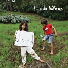 Lucinda Williams - Blessed CD 2011 NEW / SEALED