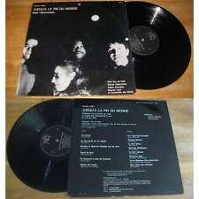 GUY DE FATTO - Jusqu'A La Fin Du Monde Rare French LP Xian Jazz Folk 75'