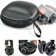 Case Box & Bag  Group‏ For Audio Technica ATH-M30 M40 M50 M 30 40 50 Headphones