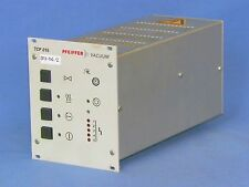 Pfeiffer Balzers TCP 015 Vacuum Turbo Pump Controller