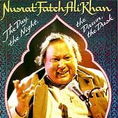 The Day, The Night, The Dawn, The Dusk by Nusrat Fateh Ali Khan CD '91 Shanachie