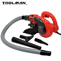 10A 6 speed Heavy Duty  1200W Corded Electric Leaf Sweeper Vacuum Blower Toolman