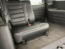 2003 - 2007 Hummer H2 3. Sitzreihe Row Seat (1 Pers) Removable in Leather OEM