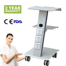 Ce! Medical Steel Cart Trolley Doctor Dentist Trolly Spa Lab Equipment F/Dentist