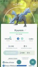 Pokémon Go Compte - Account + Kyurem High PC !!!