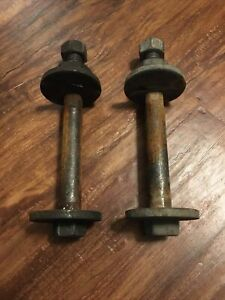 09-12 Dodge Ram 1500 Front Control Arm Lower Bolts, Left and Right