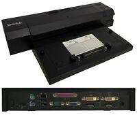 Dell E-Port Plus Dockingstation PR02X  für viele Latitude und Precision Modelle
