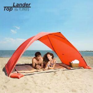 Pop Up Portable Sun Shade Shelter Beach Tent Summer Outdoor Camping San Canopy