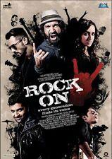 ROCK ON 2 DVD - FARHAN AKHTAR, SHRADHA KAPOOR, ETC - HINDI MOVIE DVD REGION FREE