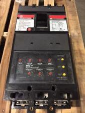 TJL4SS - GE 400 AMP 600 VOLT CIRCUIT BREAKER LSIG TS20LSIGT2