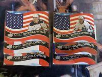 2020-21 Upper Deck Series 1 Hockey NHL Worldwide - choose your card - mint