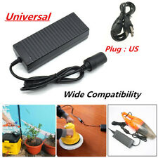 120W 110-220V to 12V Car Parameter Cigarette Lighter Socket AC/DC Power Adapter