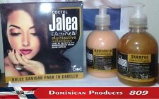 Jalea Real Cocktail Shampoo + Hair Treatment kit 11 oz Regenerates and Stimulate