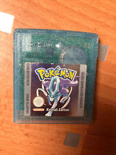 Pokémon: Crystal Edition (Nintendo Game Boy Color, 2001)