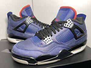 """Nike Air Jordan 4 IV Retro """"Winterized Loyal Blue"""" Men's Size 8.5 CQ9597-401"""