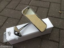 CLASSIC Mini Interior Mirror POL INOX E CROMO grande qualità bs5-4