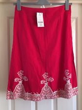 Next Boho Skirt, Linen Mix, Size 10 - Gorgeous - BNWT!